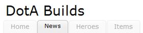 DotA Builds v3.0